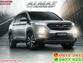 Harga Wuling Almaz Bandung