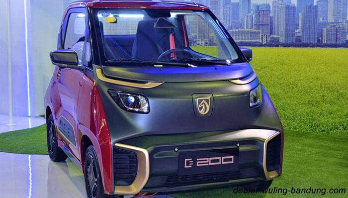 Wuling Ikut Serta di Indonesia Electric Motor Show 2019