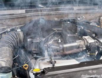 Penyebab Mesin Mobil Overheat